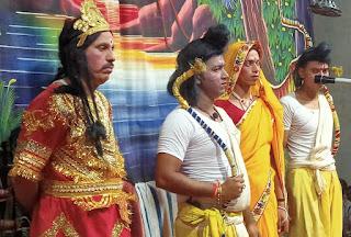 पुत्र वियोग सहन न कर सके राजा दशरथ    #NayaSaberaNetwork