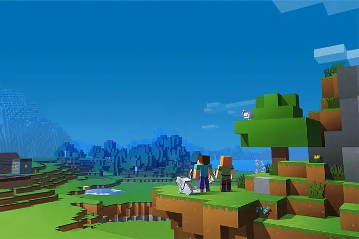 Minecraft jadi game mirip roblox untuk PC dan Android