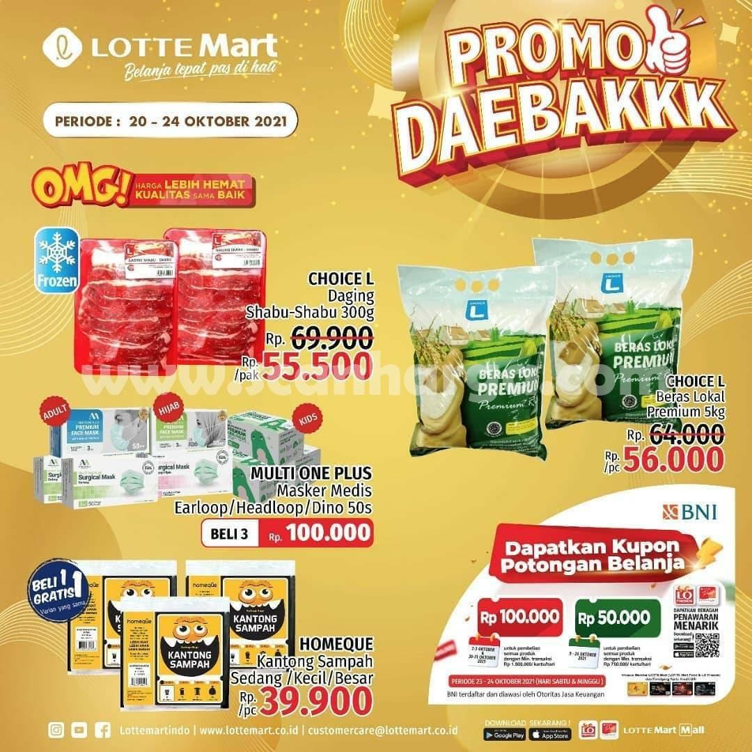 Katalog Promo Lottemart Weekend 20 - 24 Oktober 2021 5