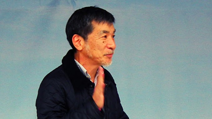 Maki Kaji, also known as the 'father of sudoku,' and Puzzle man dies at 69