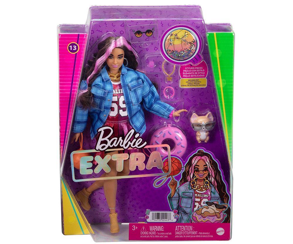Кукла Barbie Extra #13