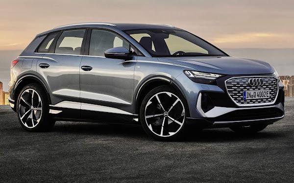 Audi Q4 e-tron: платформа и совместное производство с VW ID.3 и высочайшее качество