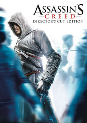Capa do Assassin's Creed: Director's Cut Edition