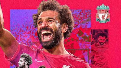 Salah Ingin Bertahan di Liverpool Hingga Gantung Sepatu