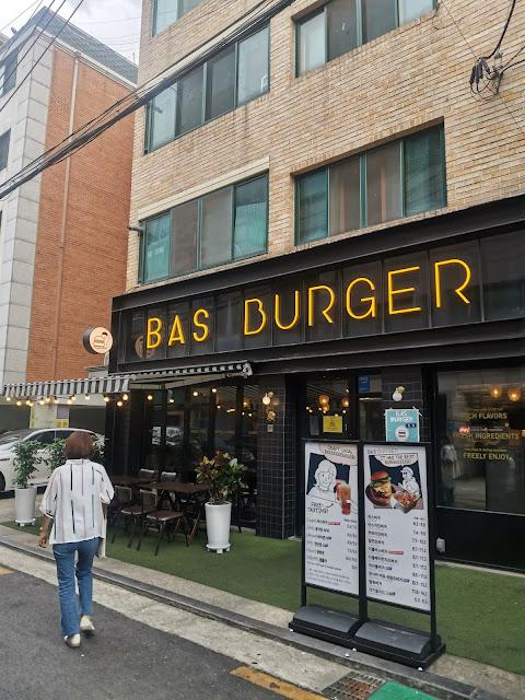 Bas Burger, Seoul Forest