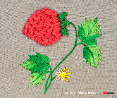 Hand Embroidery New Way, Hand Embroidery Tips & Tricks, New Project