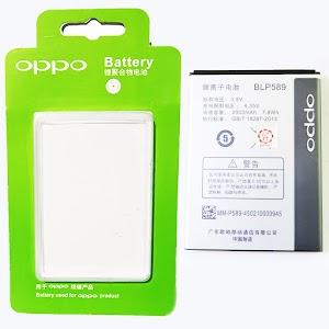 Baterai Oppo Mirror 3 Dan Joy 3 BLP589 BLP 589 Original Batre Batrai Battery Miror
