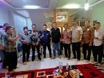 Camat Kec.Lubuk Basung, Study Banding Jalin Silahtutami Jadi Momen Mengharukan Perantau Kota Medan.