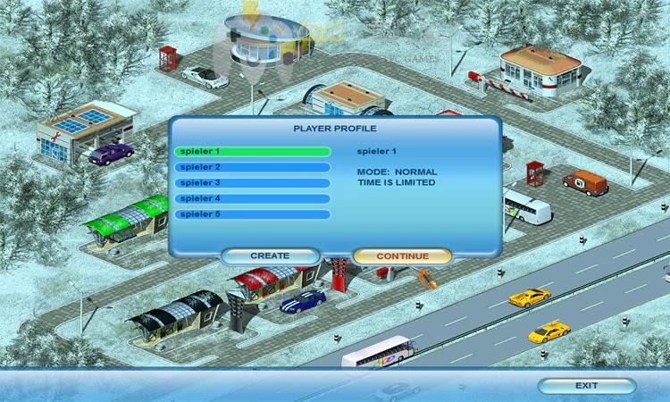 تحميل لعبة محطة البنزين Fill Up برابط مباشر