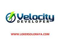 Lowongan Kerja CS-Webmaster-Project Manager di Velocity Developer Solo