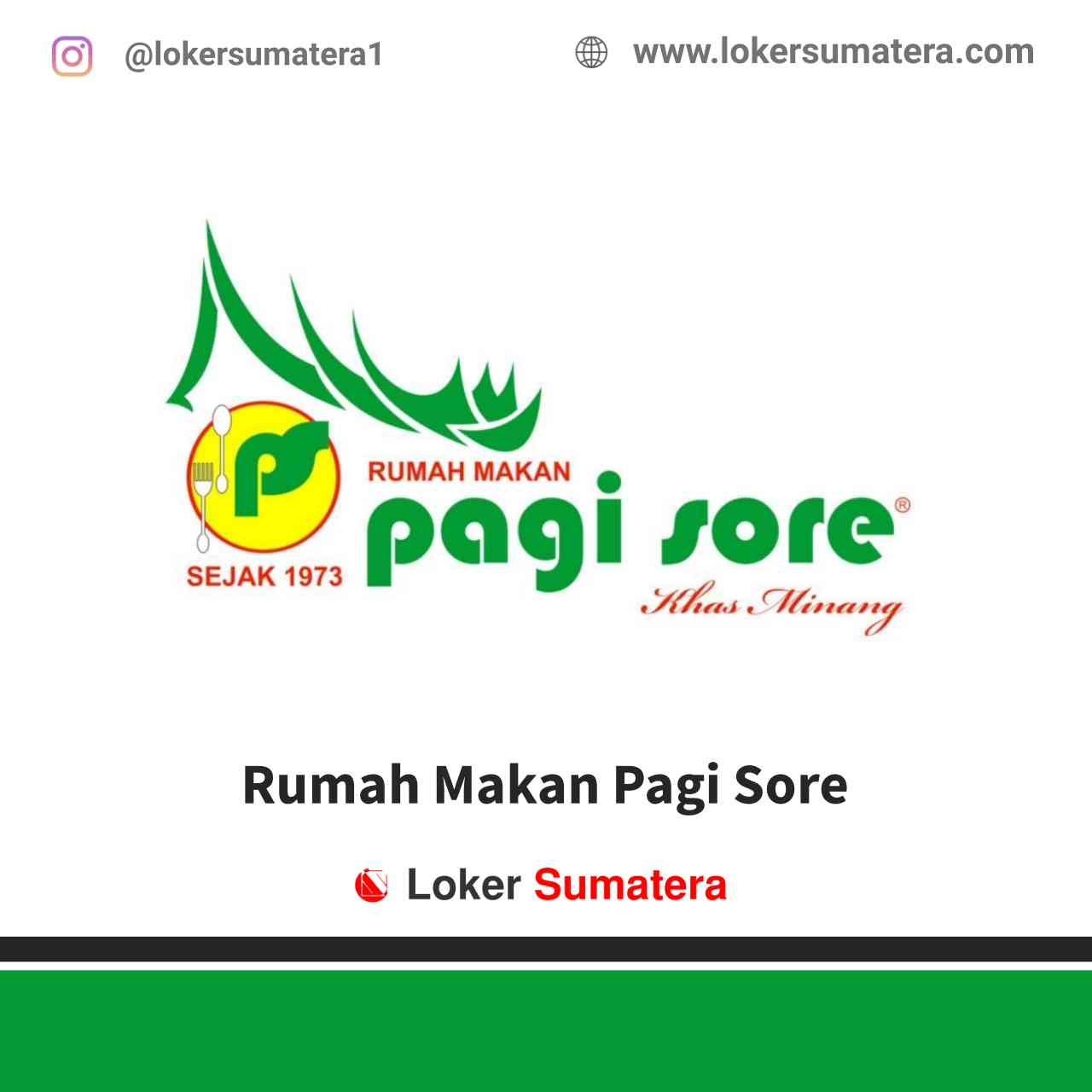 Rumah Makan Pagi Sore Palembang