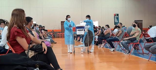 Nueva oportunidad para vacunarse contra Covid