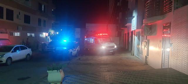 Oftalmologista atira na esposa e em seguida comete suicídio na noite deste sábado(16) em Barreiras