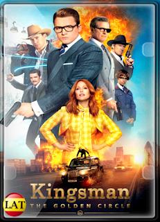 Kingsman II: El Círculo de Oro (2017) DVDRIP LATINO