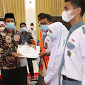 Jelag Pemilu Tahun 2024, KPU Padang Pariaman Lakukan MoU Dengan Dinas Pendidikan Sumbar Sekaligus Louching Duta Demokrasi