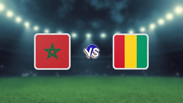 نتيجة مباراة المغرب وغينيا اليوم 12-10-2021 في التصفيات الافريقيه المؤهله لكاس العالم