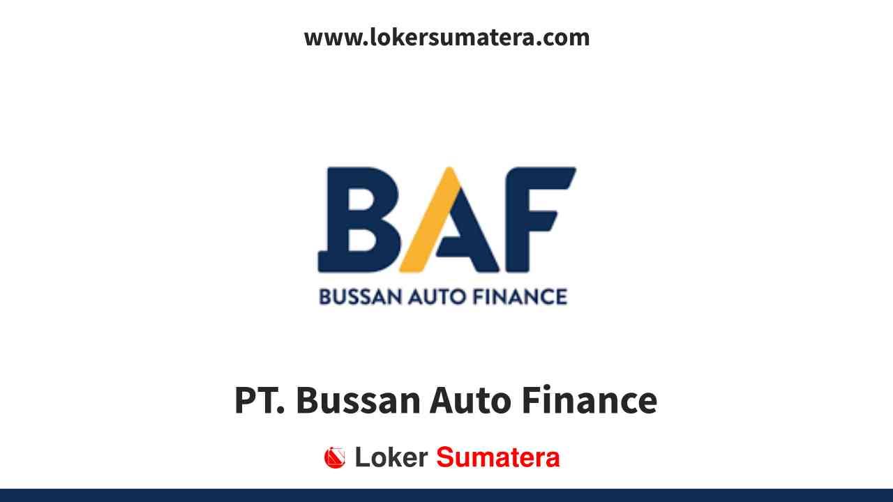 PT. Bussan Auto Finance Padang