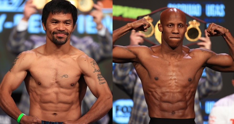 Yordenis Ugas beats Manny Pacquiao in unanimous decision