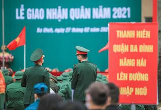 Về vấn đề sửa đổi Luật Nghĩa vụ quân sự