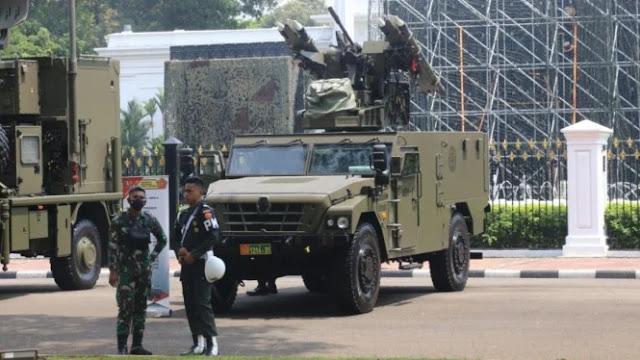 Militer Indonesia Terkuat di Asia Tenggara, DPR: Bukti Kinerja Prabowo