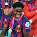 Nigeria's Oshoala: I'd get in trouble for playing football - I didn't get to sleep at home