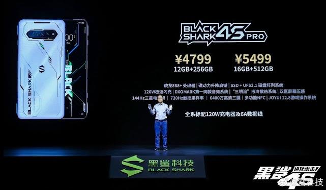 BlackShark 4S Pro Review