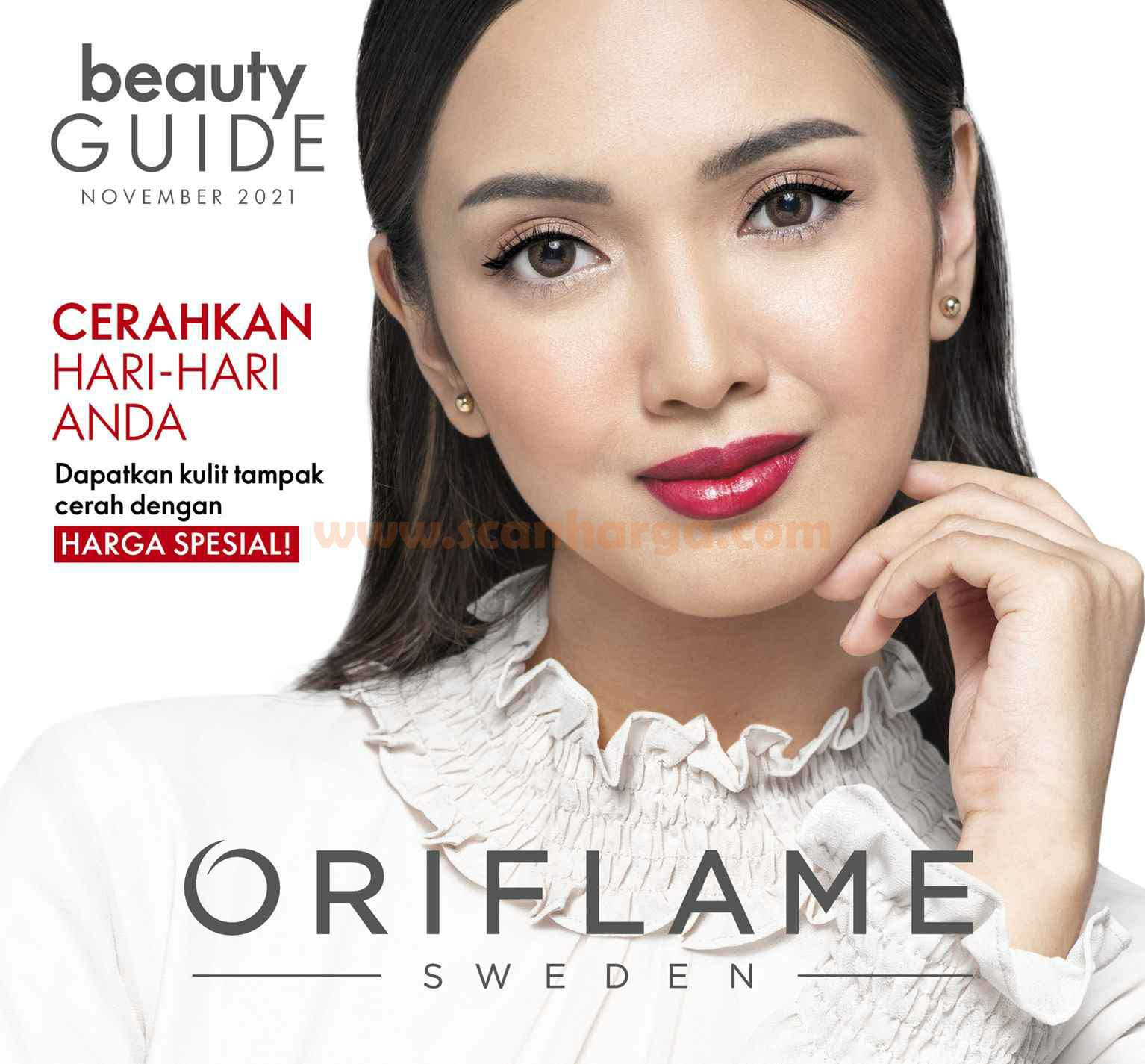 Katalog Oriflame November 2021