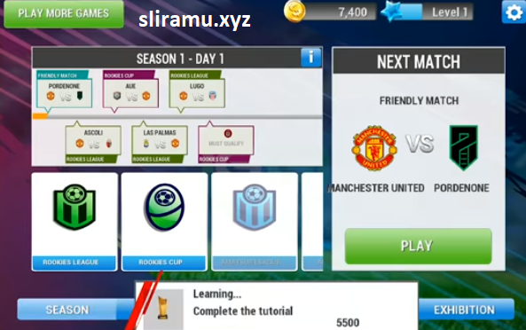 Real Football 22 Mod Apk (200MB) Full License New Kits & Transfer Android Offline