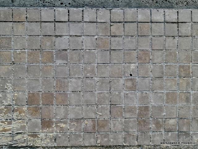 mozaika Warszawa Warsaw Żoliborz modernizm modernism architektura warszawskie osiedla Bogusław Chyliński lata 60. bloki blok
