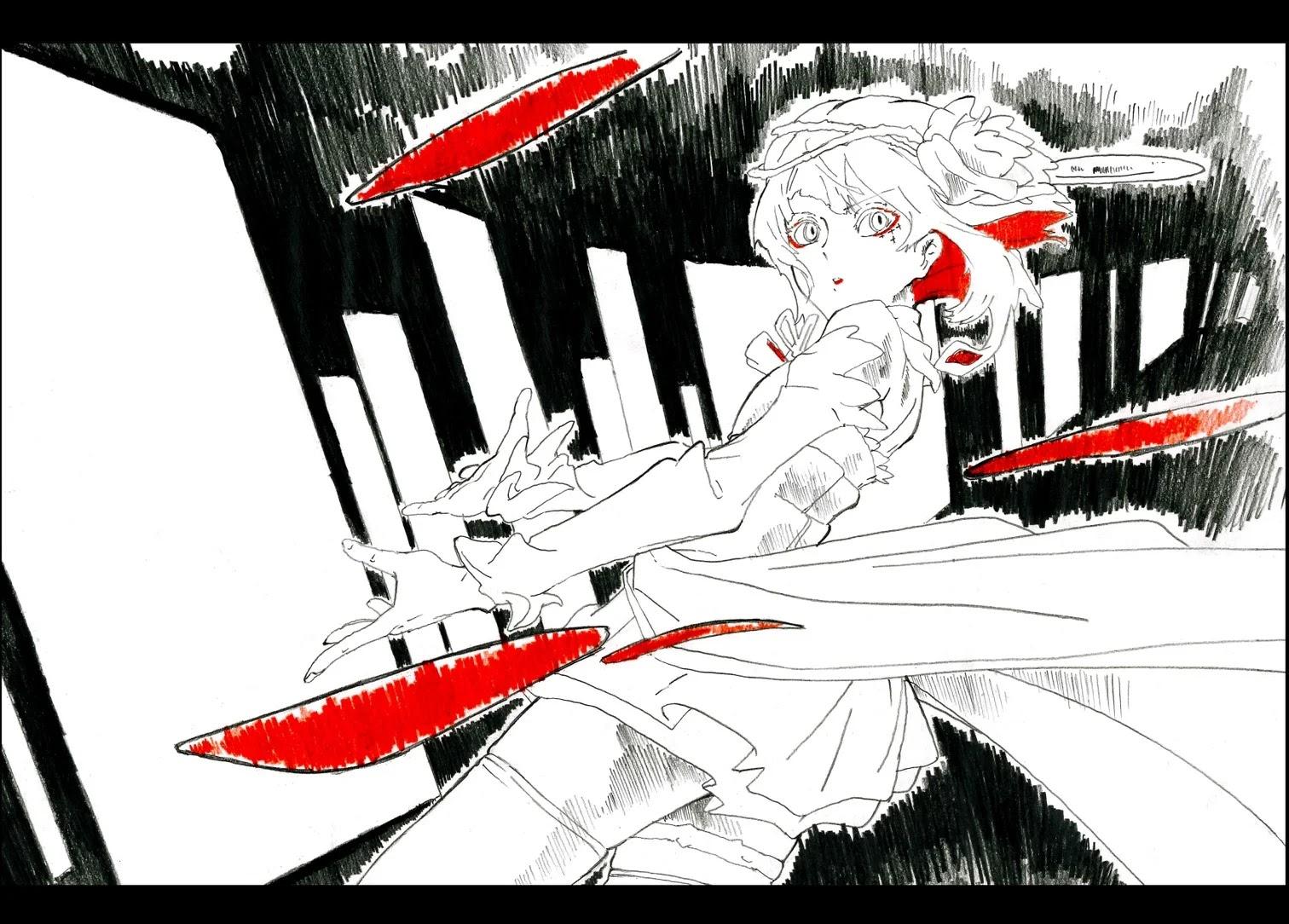Takt Op. Destiny – Episódio 01 é Celebrado com ilustrações