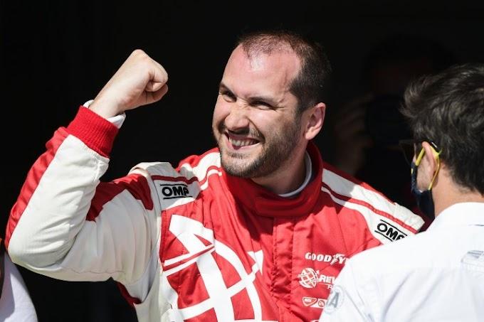 Hat év után újra Európa-bajnokságot nyert a kamionos Kiss Norbert