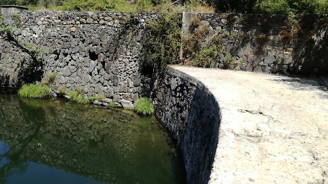 Queda de água do POço de Boque