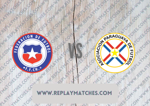 Chile vs Paraguay Highlights 11 October 2021