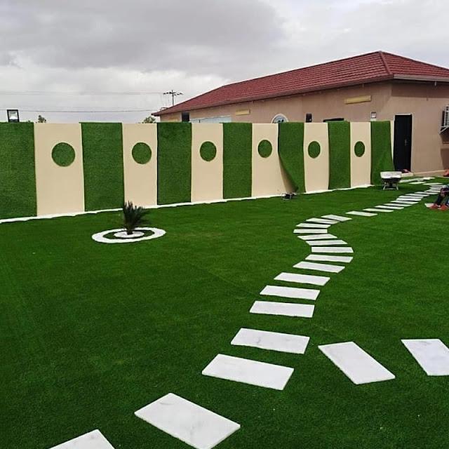 شركة تصميم جلسات حدائق بالكويت