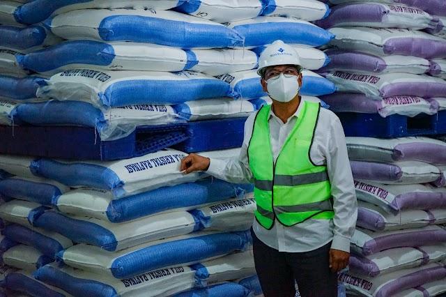 Kemenperin Monitor Produktivitas Pabrik Gula Rafinasi