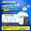 Virtual Run WDD • 2021