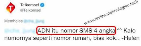 apa itu adn telkomsel