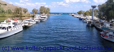 Georgioupolis Hafen