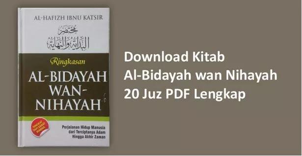 Download Kitab Al-Bidayah wan Nihayah PDF Lenkap