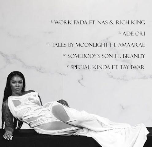 Water & Garri EP - Tiwa Savage