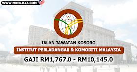 Jawatan Kosong Terkini Di Institut Perladangan & Komoditi Malaysia, Minima Spm Layak Untuk Memohon