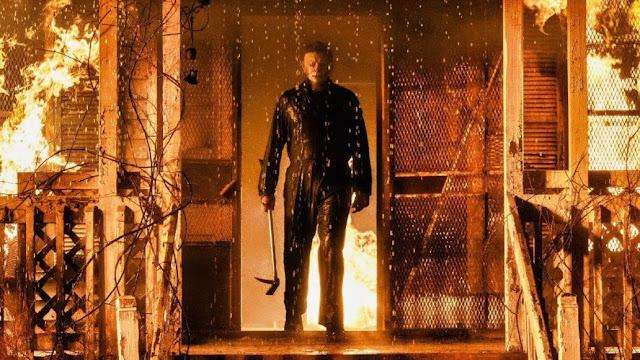 Michael Myers. Fotograma de Universal.