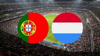 موعد مباراة البرتغال ضد لوكسمبرج في تصفيات كأس العالم والقنوات الناقلة