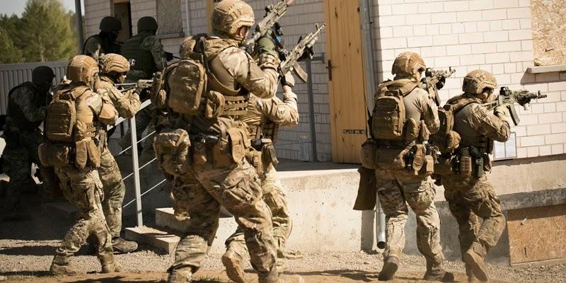 Ще один підрозділ ССО України готовий до бойового чергування NATO Response Force