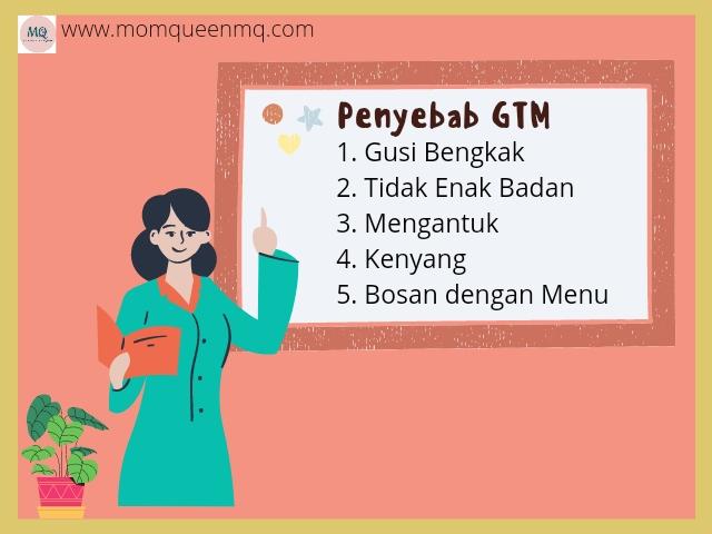 5 Penyebab Anak GTM, Coba Menu Simple ini!