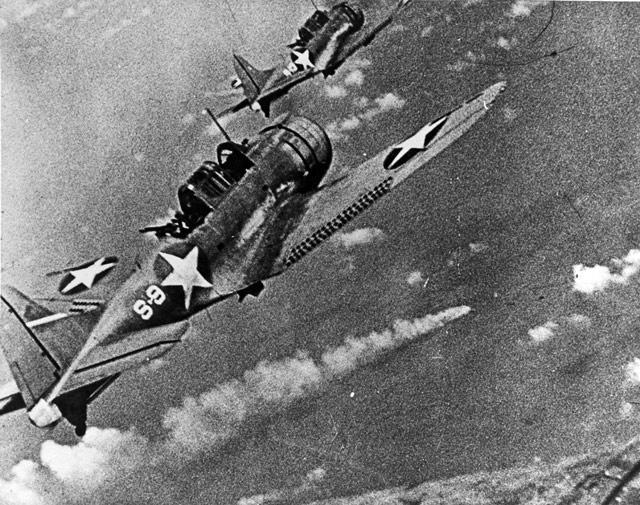 Battle of Midway 6 June 1942 worldwartwo.filminspector.com