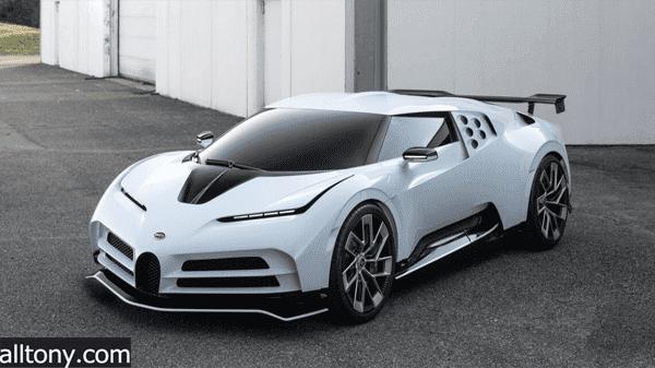بوجاتي شينتوديتشي Bugatti Centodieci