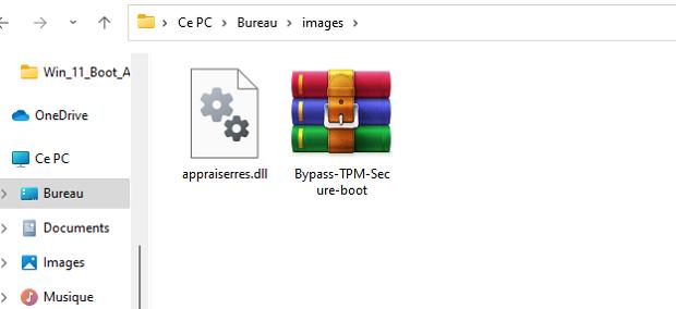 windows 11 بدون TPM 2.0 & Secure Boot