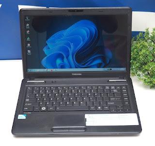 Laptop Bekas Toshiba Satellite C640