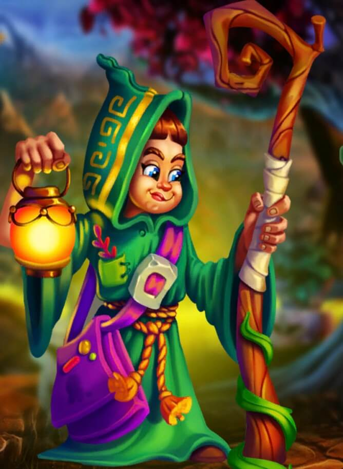 Play PalaniGames Lady Witch Es…
